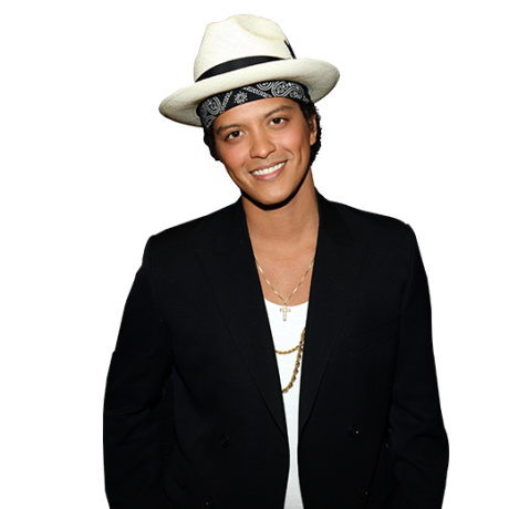 Bruno mars png. Pinterest choice awards and