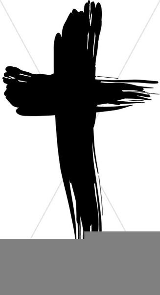 Brush clipart cross. Stroke free images at