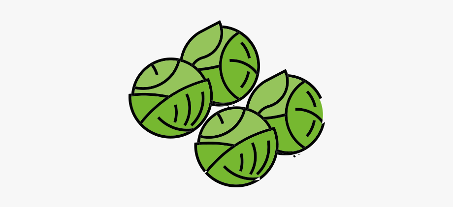 Brussel Sprouts. Free cliparts on clipartwiki