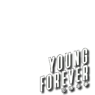 Bts album png. Young forever support campaign