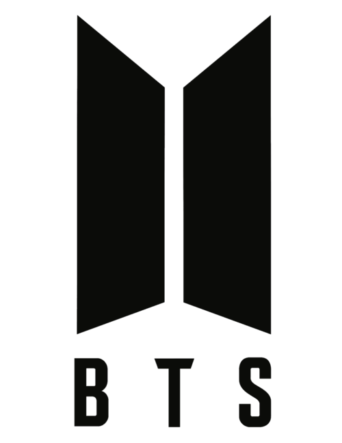 De color negro sin. Bts army logo png svg free download