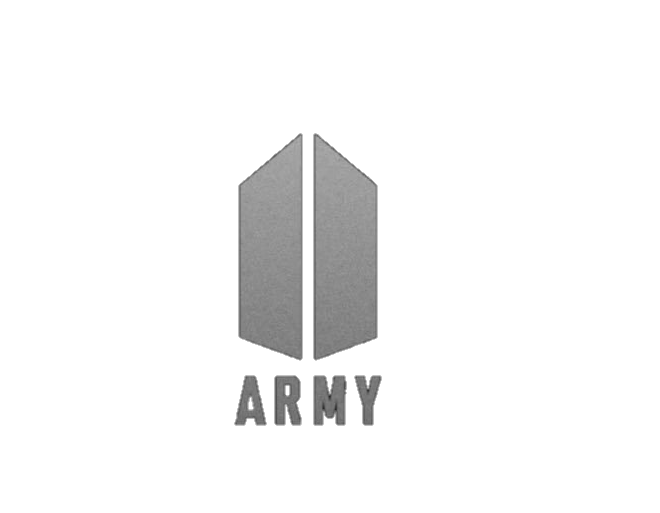 Bts army logo png. Sticker by