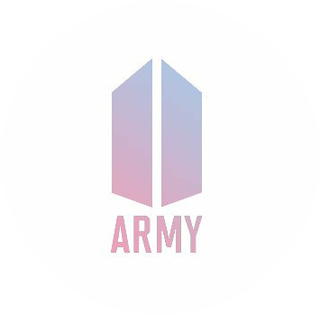 Bts army png. Loveyourself her sticker by