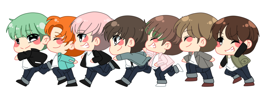 Bts chibi png. Image result for fanart