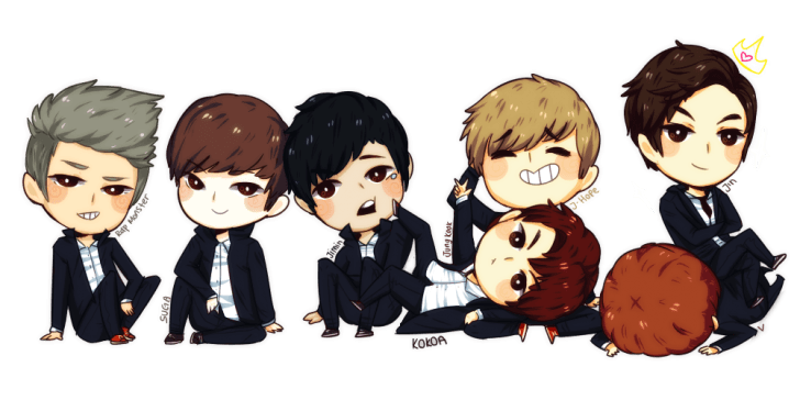 Bts chibi png. Image result for k
