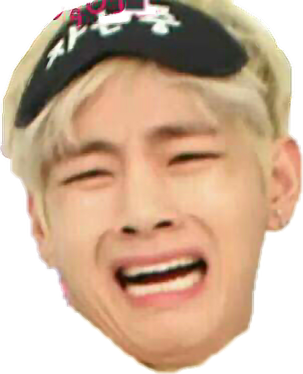 Bts derp png. Baby graciosas funny taehyung