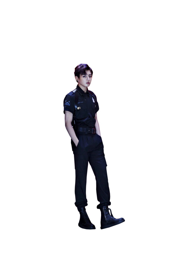 Bts dope png. Jungkook render hd by