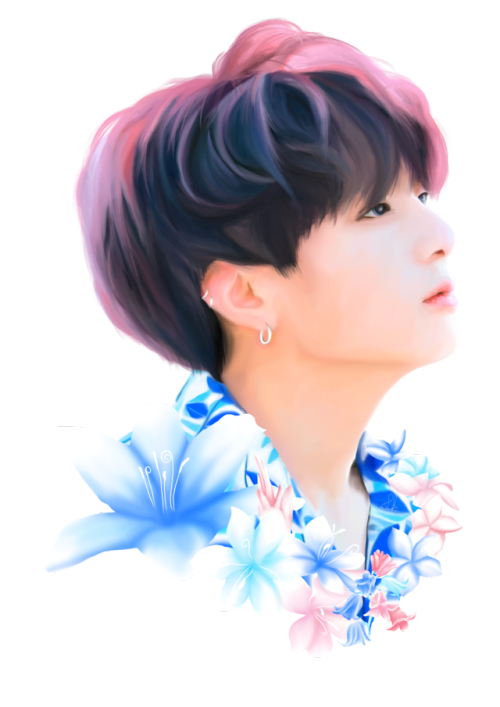 transparent jungkook egg