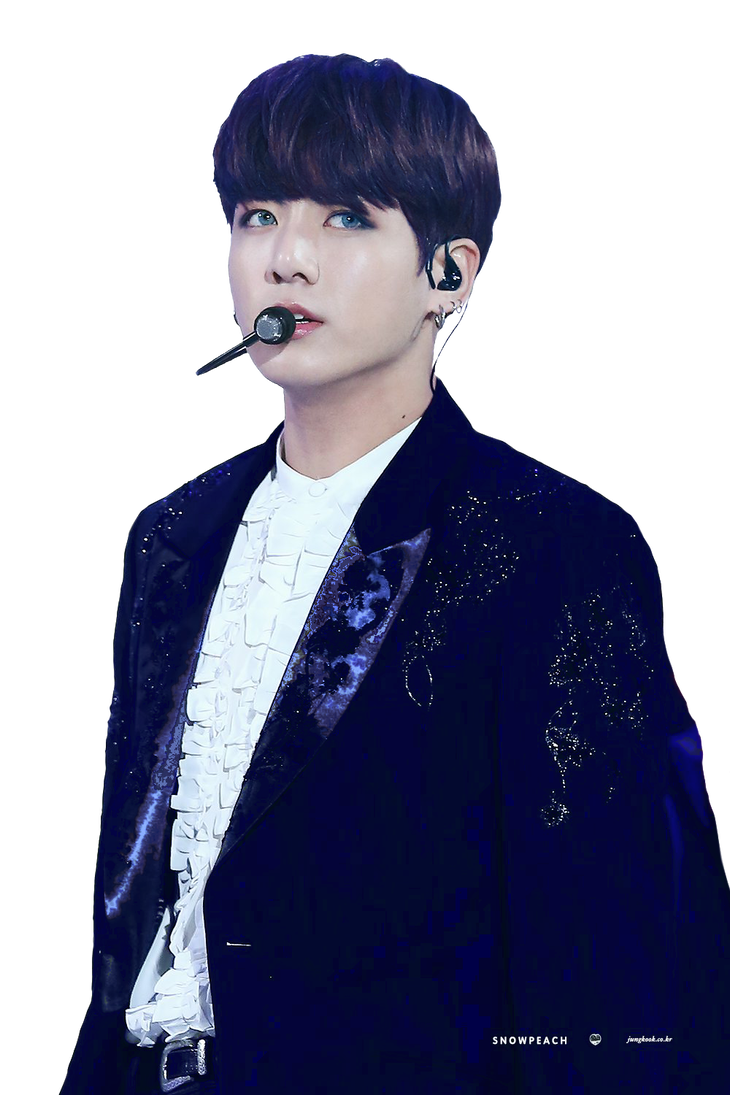 Transparent jungkook bts portrait. Jeon mma png by