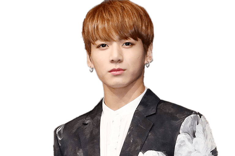 transparent jungkook backround
