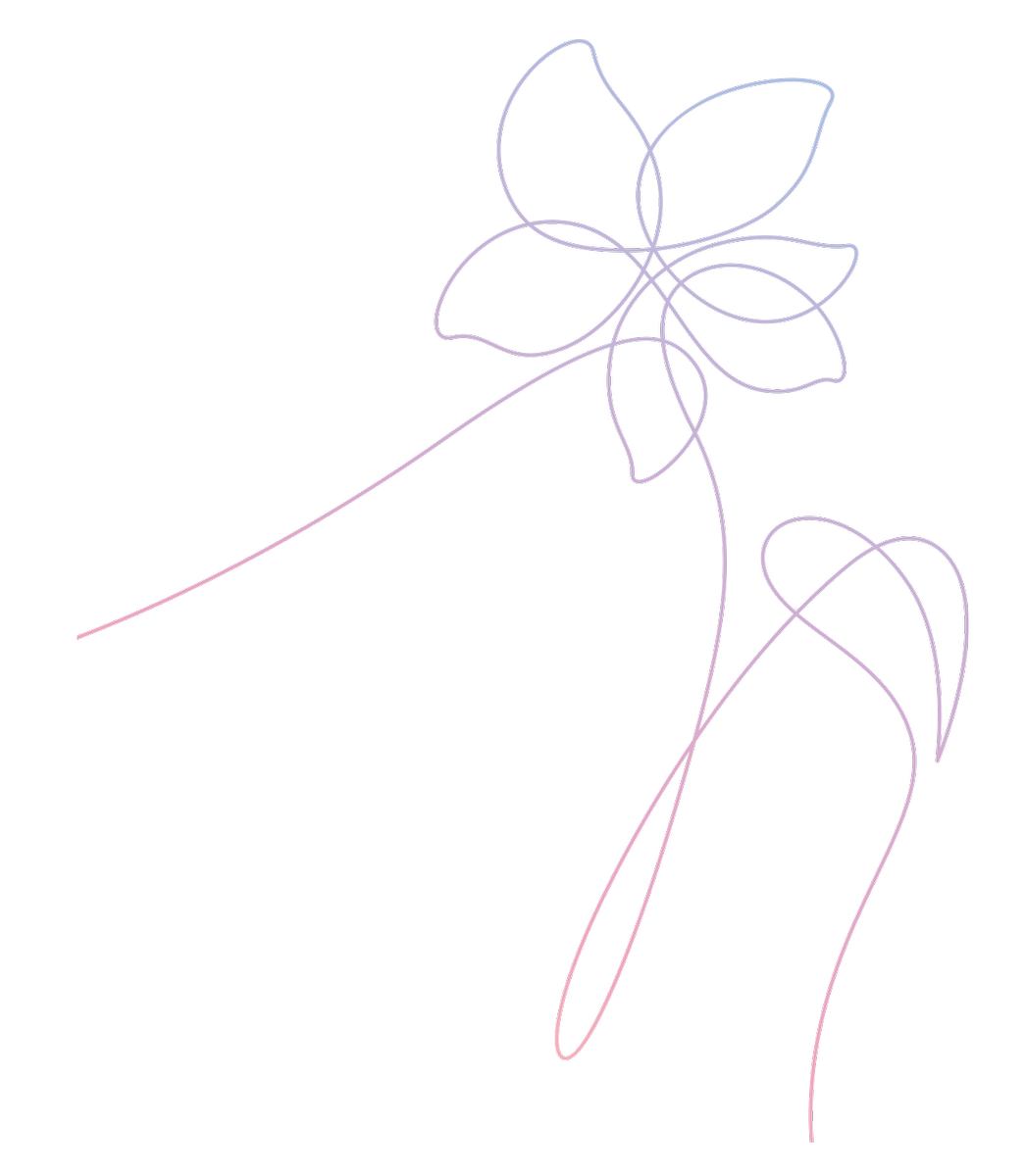 Lullabysinger on twitter background. Bts love yourself flower png svg black and white library