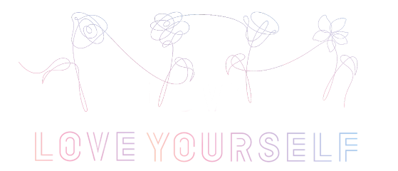 Popular and trending her. Bts love yourself flower png picture freeuse