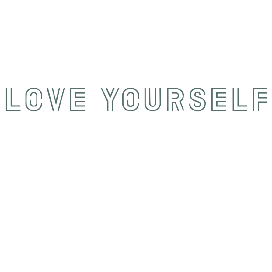 Bts love yourself png. Logo by yinnng on