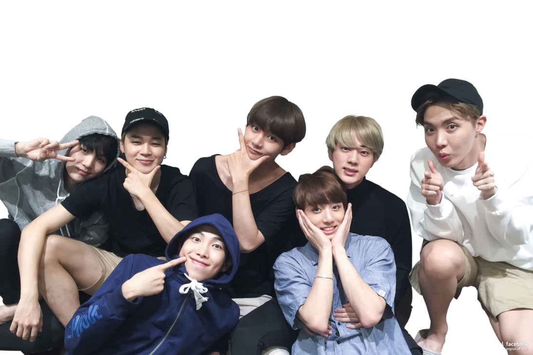Bts png. By jimmiedooly on deviantart