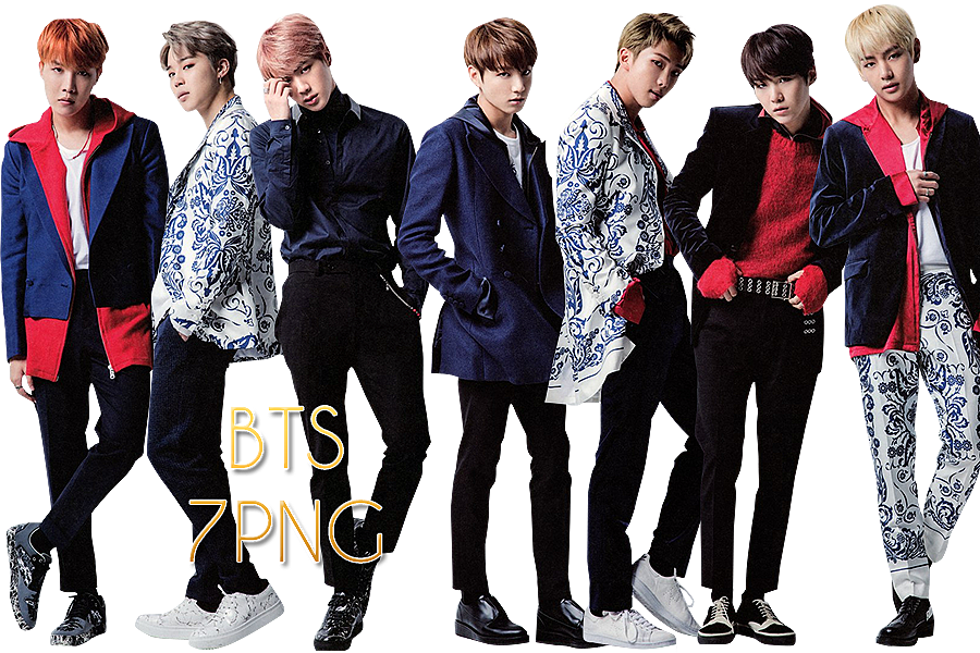 Bts png. Pack the best of