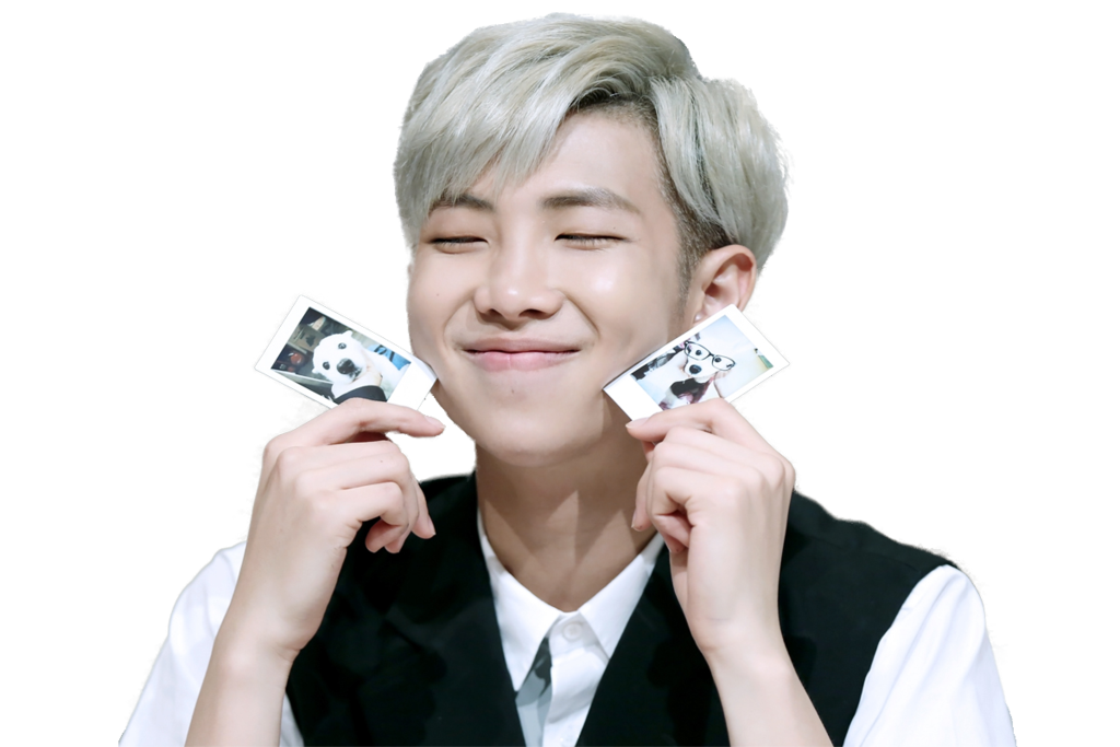 rap monster png