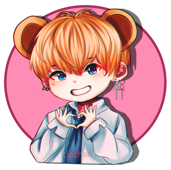Bts sticker png. Stickers taehyung v by
