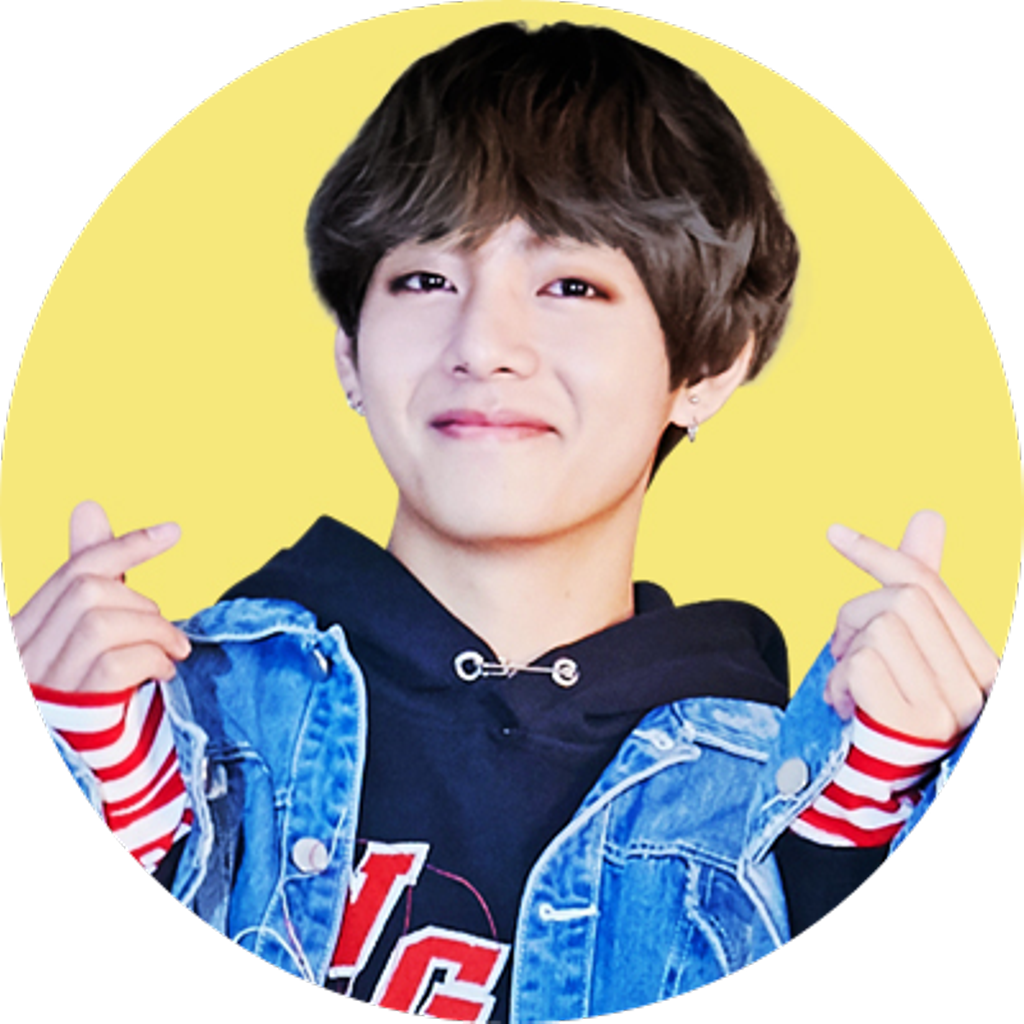 Bts stickers png. V taehyung