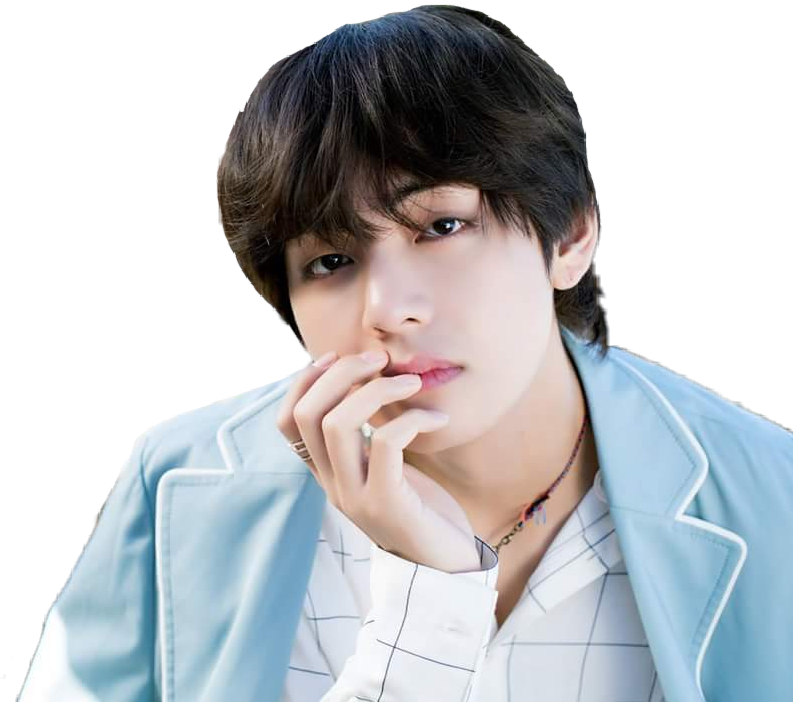 Taehyung v render aesthetic. Bts png vector freeuse