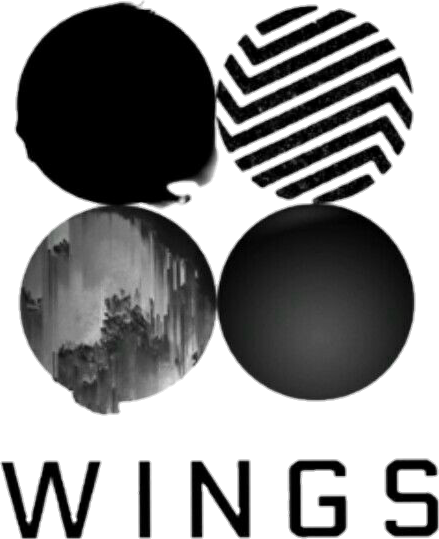 Bts wings png. Sticker by carolina