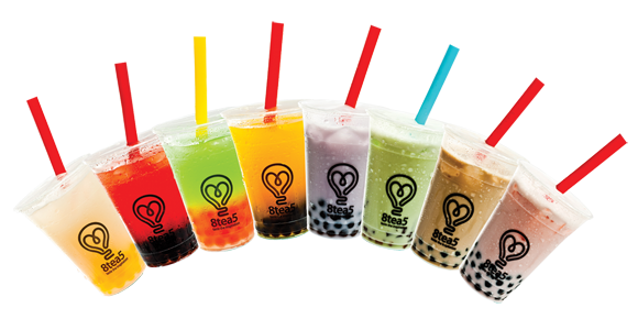 Milk tea boba png. Popping facts about bubble