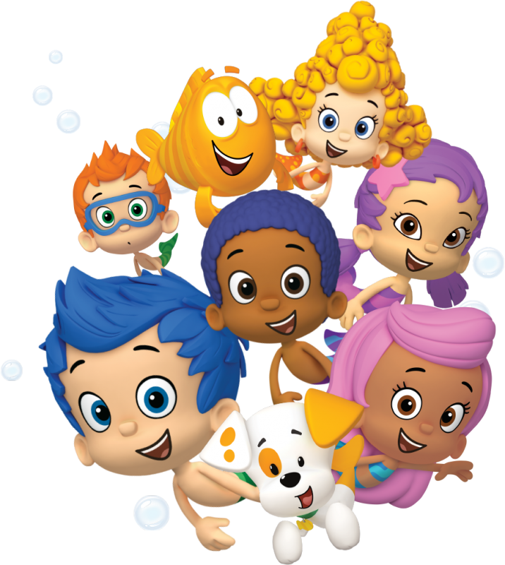 Bubble guppies png. Welcome live ready to