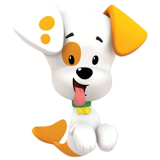 Bubble puppy png. Image guppies aae a