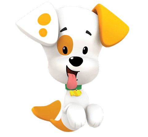 Bubble puppy png. Their rambunctious pet from