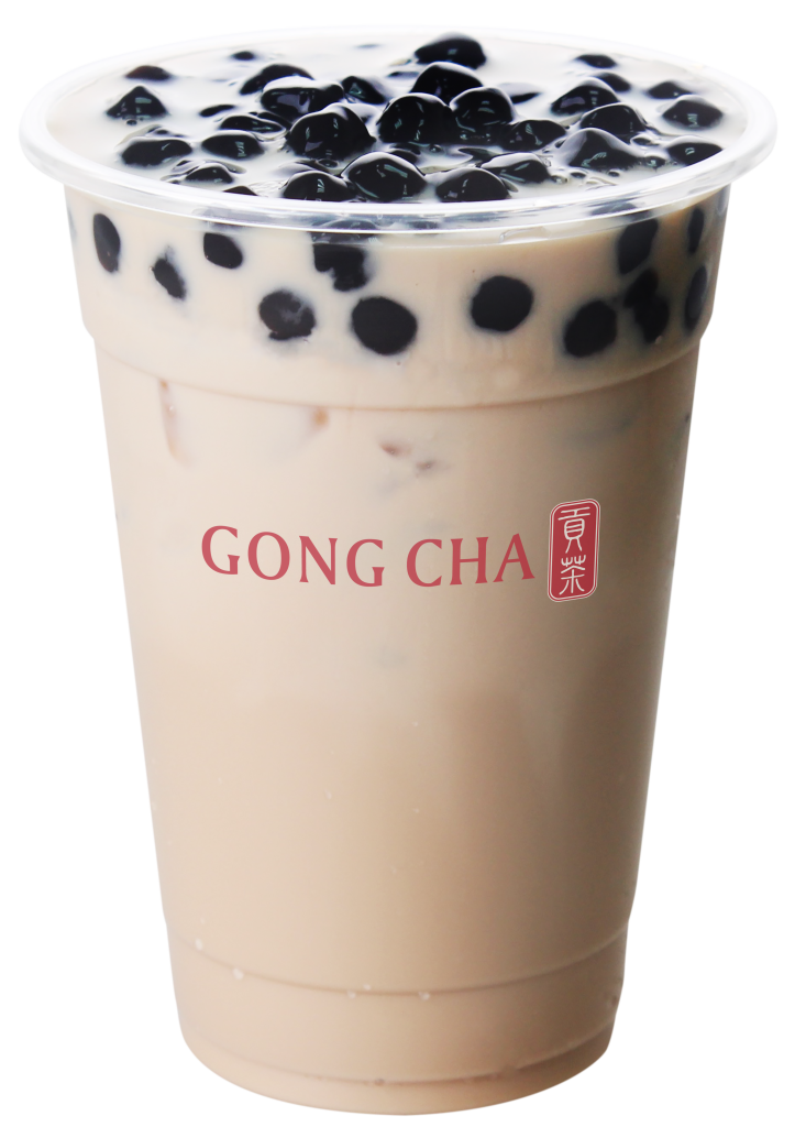 milk tea boba png
