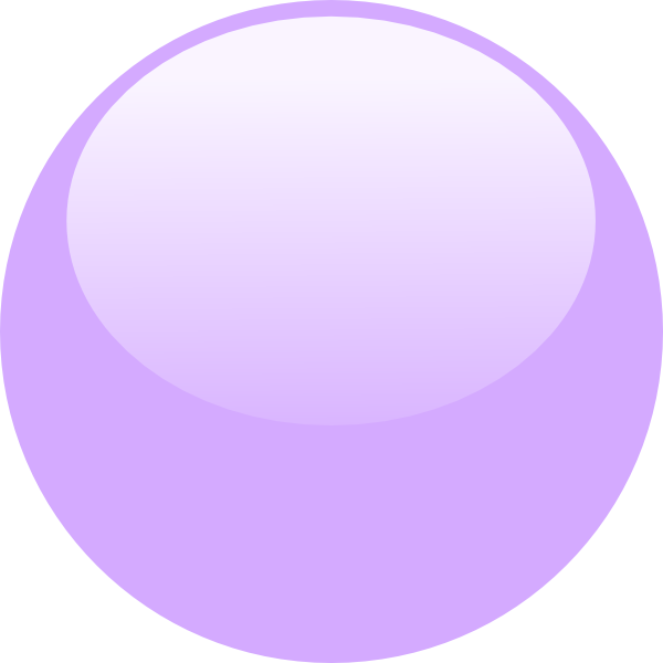 Bubbles clip art png. Bubble purple at clker