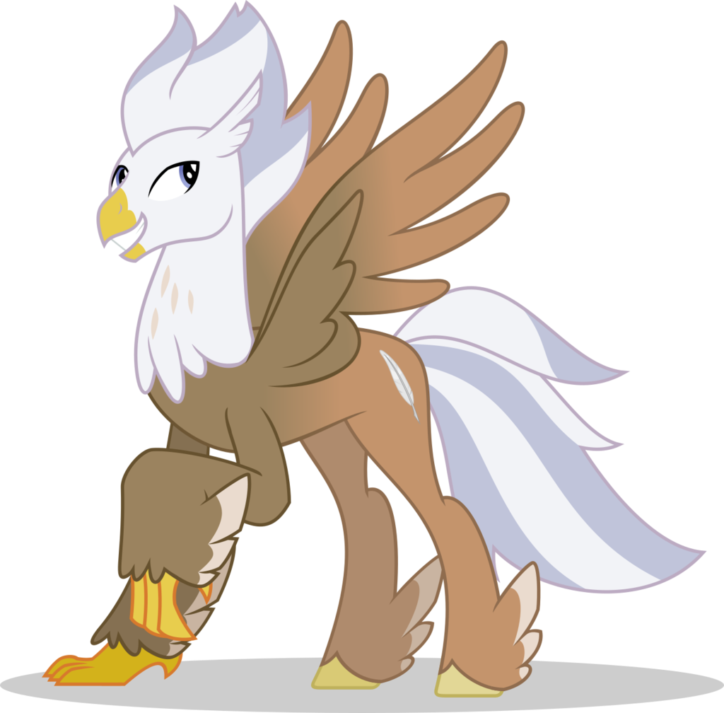 Buckbeak drawing. Collection of free hyppogriff
