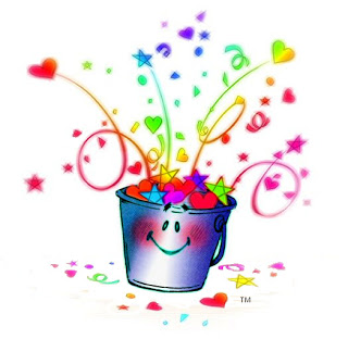 Bucket clipart fill a bucket. Have you filled today