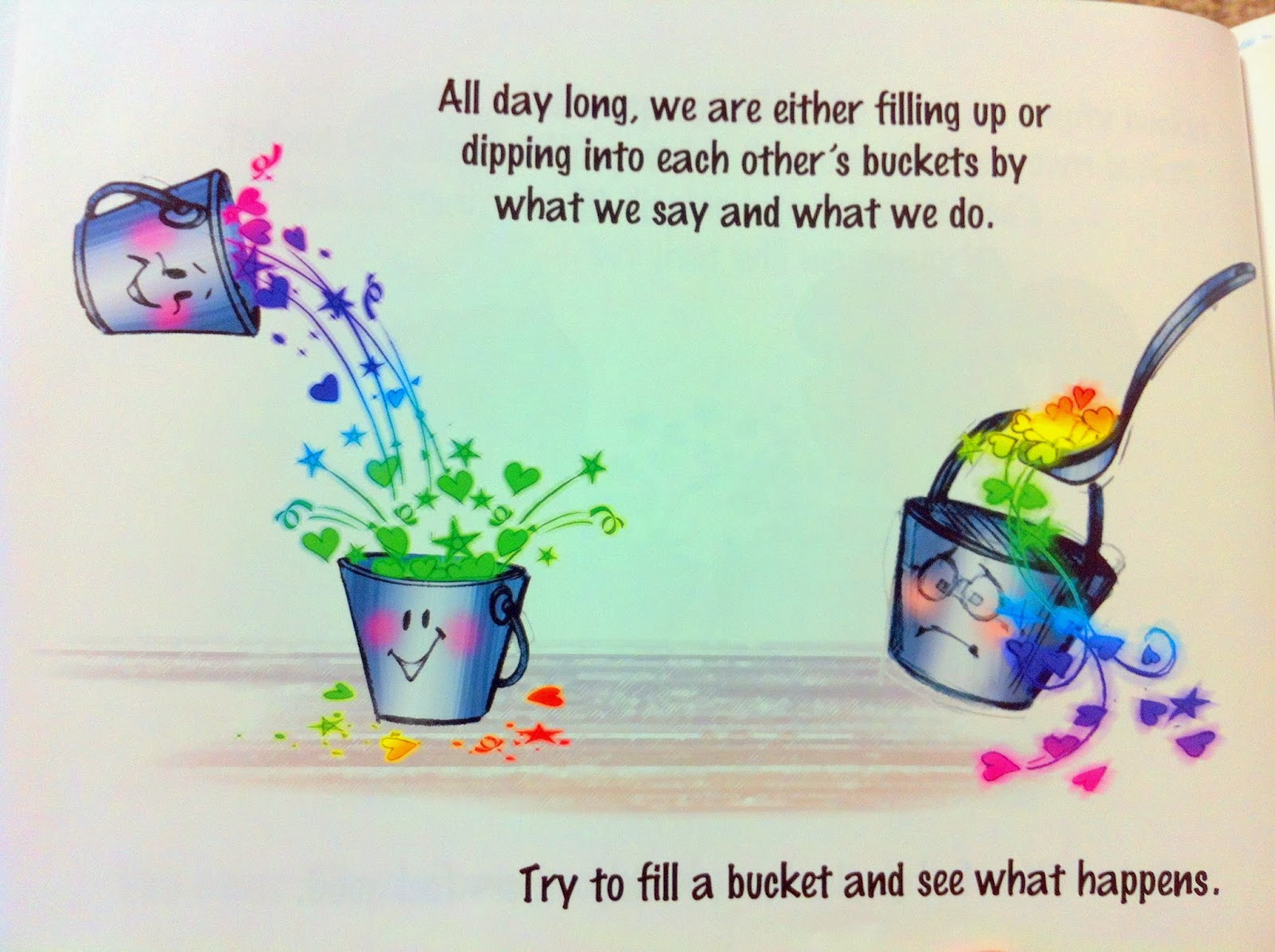 Bucket clipart fill a bucket. Rock and roll everyone