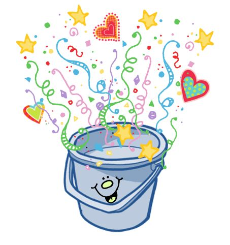Bucket clipart fill a bucket. Your