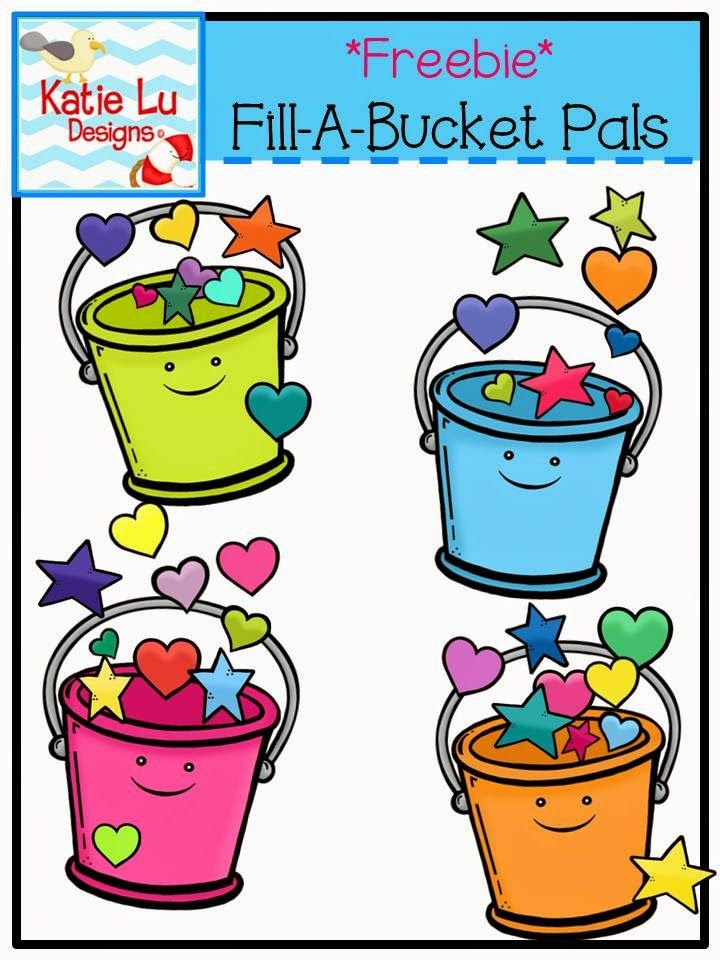 Blue bayou bliss pals. Bucket clipart fill a bucket vector library download