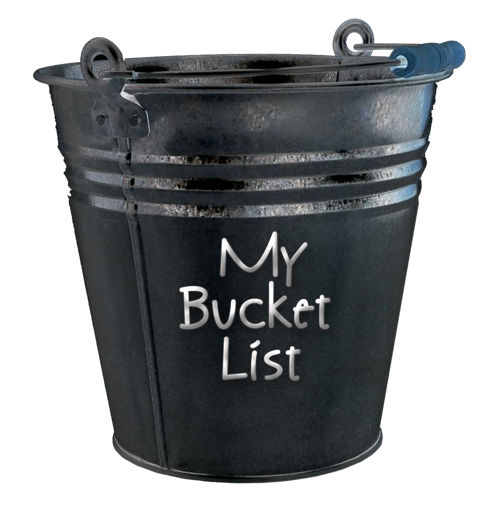 Bucket clipart kick the bucket. F ck lists awake