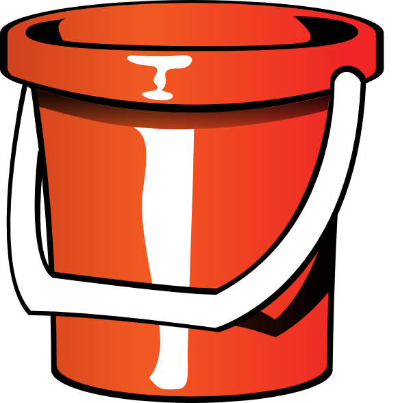 Bucket clipart png. Pail clip art at