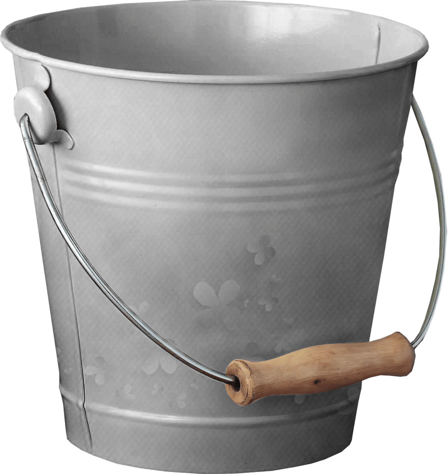 Bucket transparent iron. Download png image hq