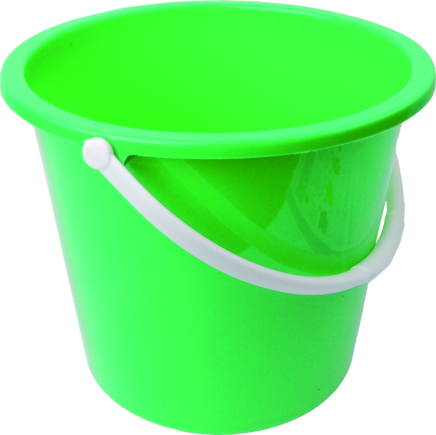 Bucket transparent small plastic. Collection of free bulti