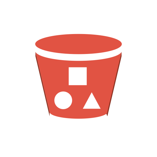 Bucket transparent storage. Amazon content delivery objects