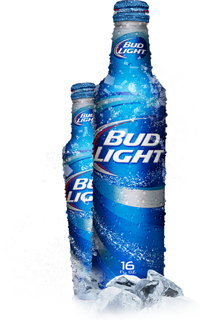 Bud light bottle png. Chill chambers hensley beverage
