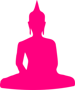 Free cliparts download clip. Buddha clipart illustration banner black and white download