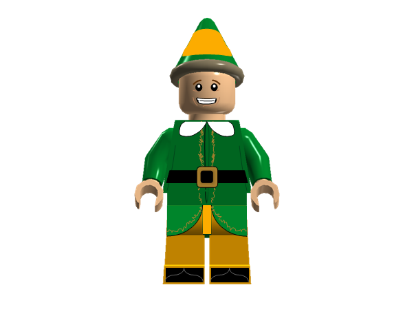 Elf clipart buddy. Image result for lego