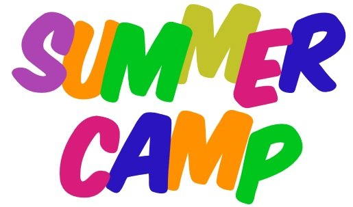 Budget clipart sponsor. Summer camp july