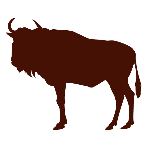 Buffalo transparent. Silhouette png svg vector