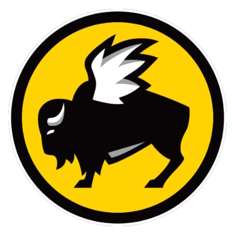 Buffalo wild wings logo png. Delivery e martin luther