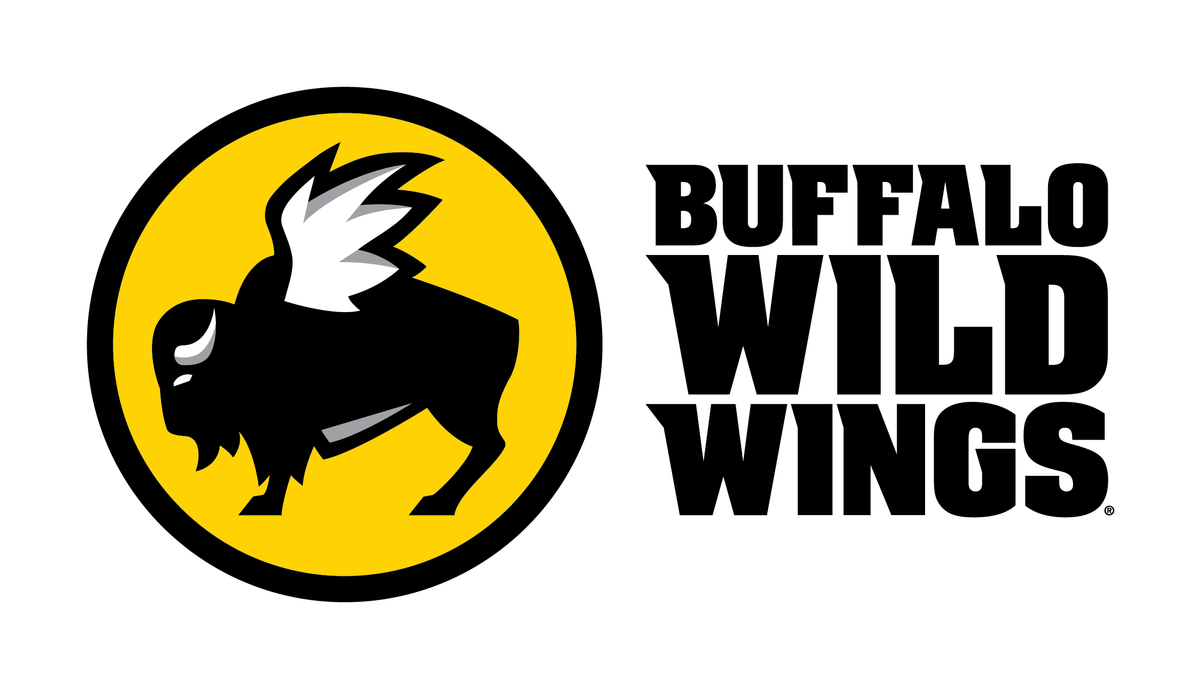 Buffalo wild wings logo png. Arby s to buy