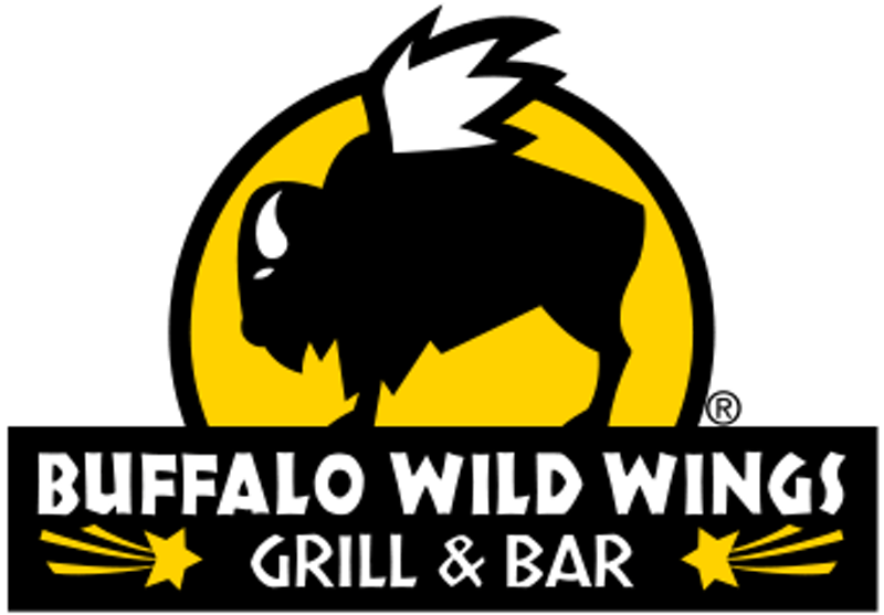 Buffalo wild wings logo png. Sued by canadian competitor