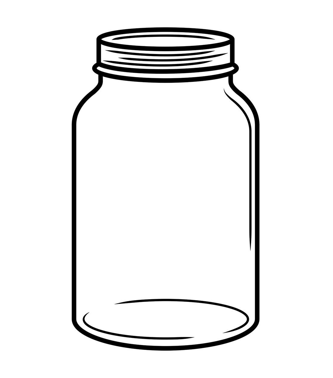 Bugs clipart jar. Colossal bug coloring page