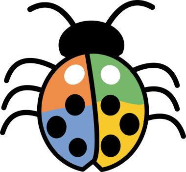 Bugs clipart yellow bug. Top open source tracking